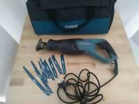 Reciprocating / Recip Saw - Erbauer - Power Tools