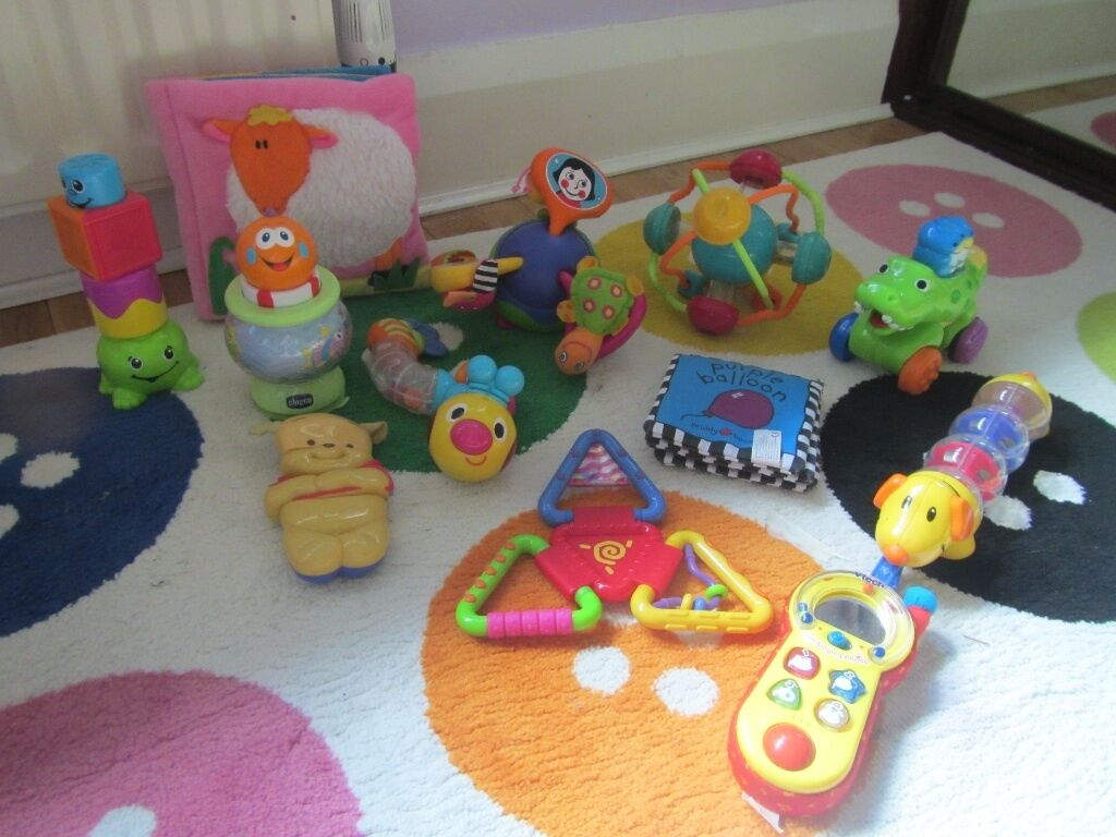 Bundle Of Baby Toys Suitable From Birth In County Antrim Gumtree