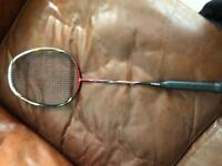 Badminton racket abroz