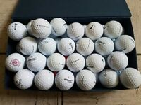 Mint Grade Golf Balls - Pearl and Grade A also available - Titleist, Callaway, Taylormade, Srixon