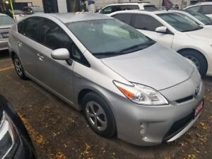 2012 Toyota Prius 5 DR Liftback *Off Lease Accident Free