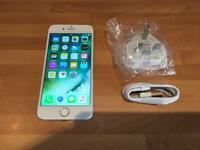 iPhone 6 ~ Silver ~ 16GB ~ Unlocked