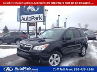 2015 Subaru Forester 2.5i| Bluetooth| Heated seats| Rear view ca