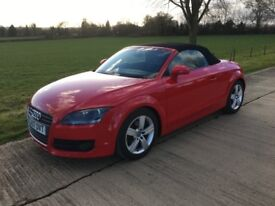 Stunning Audi TT 2.0 TFSI - Low Millage - Immaculate - Full Service history - Must See - Zero issues