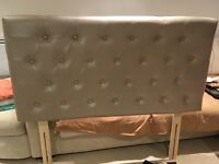 Next double bed headboard