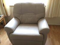 G Plan winslet recliner arm chair. 11 months old VGC