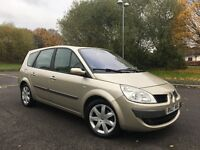 2007 RENAULT GRAND SCENIC 2L DIESEL AUTOMATIC ************