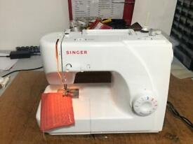 Serviced singer 1507 sewing machine
