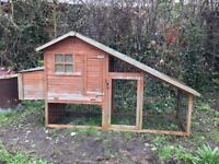 Chicken Coop in need of some TLC