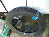 New Avon SM tyre 3.50 x 17 Classic bike BSA/Enfield/AJS/Matchless lightweights?