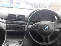 2001 BMW 318i petrol manual MOT oct 2017