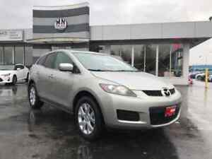 2007 Mazda CX-7 GT Sunroof Only 118KM