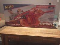 Brand New Nerf N-Strike MEGA Mastodon Blaster (2 Available)