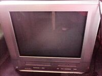 BUSH TV/DVD/VIDEO COMBI