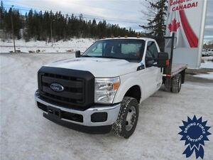 20016 Ford Super Duty F-350 DRW XL Regular Cab 4x4 - 41,148 KMs