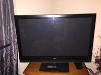50inch plasma tv needs repaired