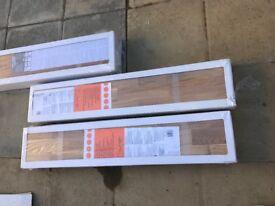 6 Boxes of Wooden Floor Boards