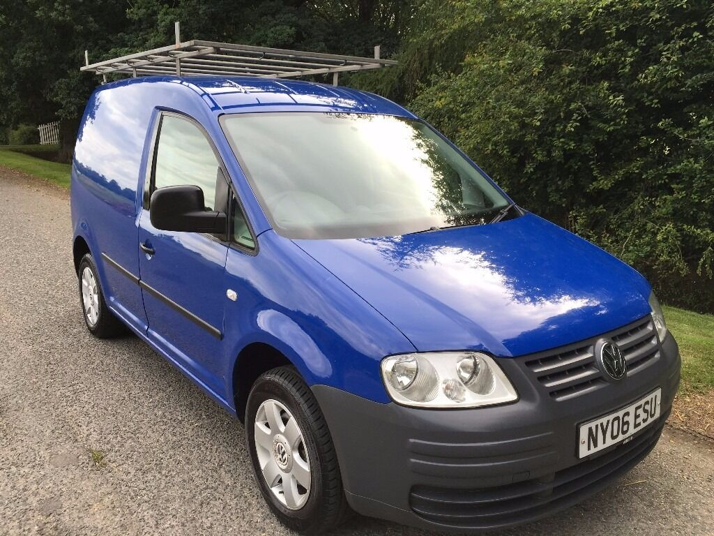 2006 volkswagen caddy 1 9 tdi c20 104 van high spec vw euro 4 no vat in huntington north. Black Bedroom Furniture Sets. Home Design Ideas