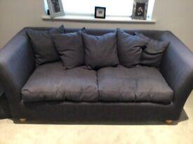 Sofa Bed - Charcoal Grey