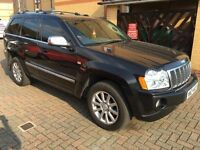 JEEP GRAND CHEROEE 3.0 CRD AUTOMATIC DIESEL LIMITED