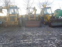 Digger JCB/MF/Ford