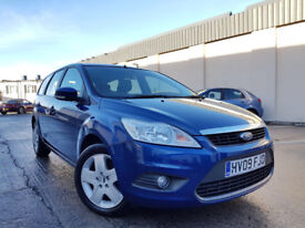 Ford Focus 1.6 Style £2295