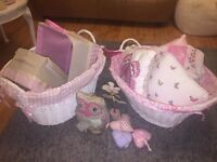 nursery or kids shabby chic bedroom collection