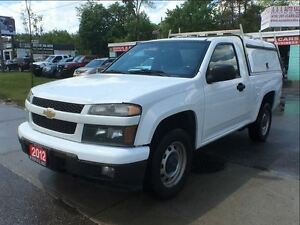 2012 Chevrolet Colorado LT w/1SD