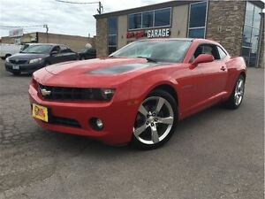 2010 Chevrolet Camaro 1LT 20INCH CHROME MAGS GREAT TIRES STRIPES