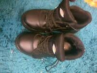 Dickies Work Boots size 5