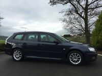 SAAB 93 1.9 TID SPORT ESTATE **LOW MILES FSH**