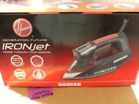 HOOVER IRONJET TID2500C STEAM IRON (Brand New & Boxed)