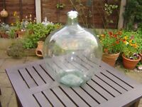 Large Glass Carboy