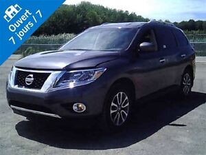 2014 Nissan Pathfinder SV *en attente * AWD, BANCS CHAUFF, CAMER