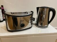 Toaster and Kettle set from Russell Hobbs