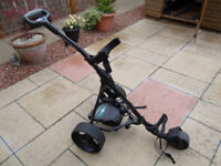 Hill Billy Terain Electric Golf Trolley