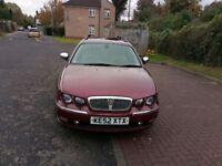 2002 Rover 75 Tourer 2.0 CDT Connoisseur SE 5dr Auto @07445775115