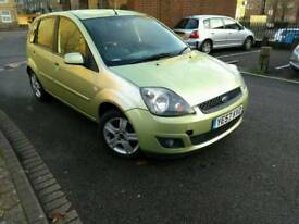 2007 FORD FIESTA 1.4 ZETEC CLIMATE MANUAL PETROL VERY LOW MILEAGE