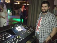 Sound engineer hire, event technical support, PA-hire, Pro-sound, pro-lighting, stage