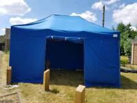 Apex instant canopies