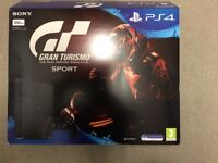 Sony PS4 Slim GT Sport console bundle