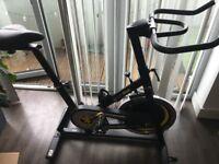 Bodymax B2 Indoor Studio Cycle Exercise Bike (Black)