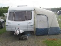 REDUCED PRICE Abbey Aventura 318 (2004) fixed bed. Selling due to illness.