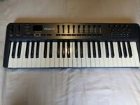 M-Audio Midi Keyboard Controller - Oxygen 49 - Audio Equipment