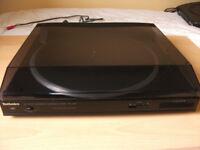 TECHNICS SL-J110R Automatic Turntable Record Player