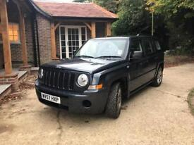 Jeep Patriot on 57 plate