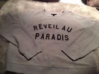 Topshop Ladies Sweatshirt