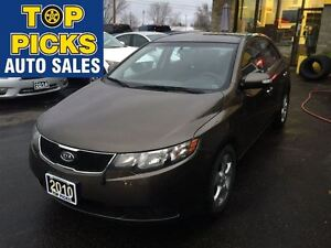 2010 Kia Forte EX, automatic, alloys, power group