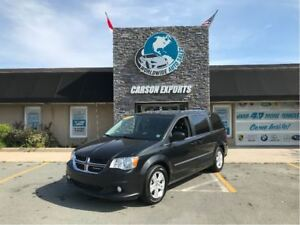 2016 Dodge Grand Caravan LOOK CREW PLUS! $149.00 BI-WEEKLY+TAX!