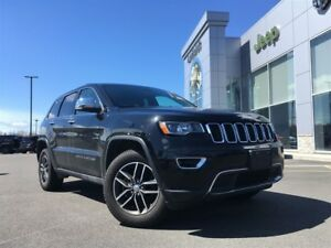 2017 Jeep Grand Cherokee LIMITED 4X4 PWER LIFT GATE, BACKUP CAM